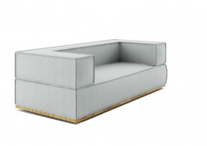 SOFA modułowa 200 NOI NATURAL BASIC