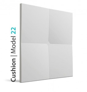 Panel z gipsu Loft Design System - 22 CUSHION